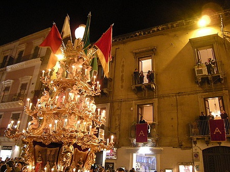 Candelore de Sant'Agata