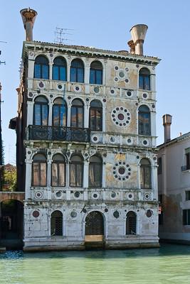 Palazzo Dario Venice Italy