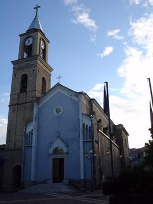 The Chiesa di San Michele Arcangelo