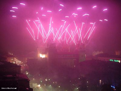 Ferrara Celebrates New Year