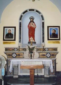Paintings Santuario della SS. Trinità