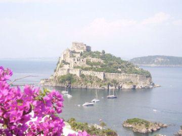 Castello Aragonese Ischia Italy
