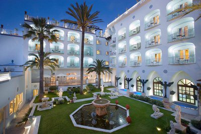 Hotel Manzi - Ischia Italy