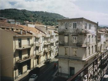 Buildings in Lamezia Terme