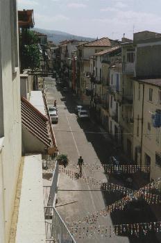 Long Narrow Street, Lamezia Terme