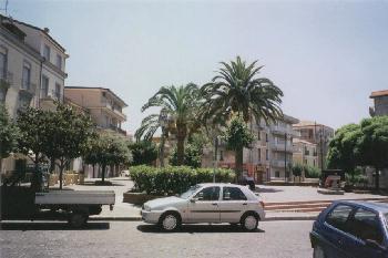 Piazza, Lamezia Terme