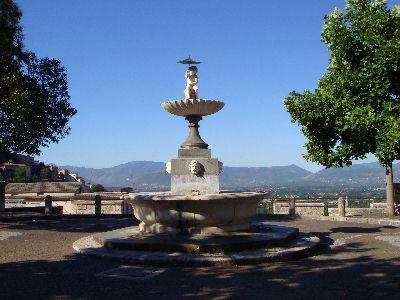 Main Piazza in Roccasecca