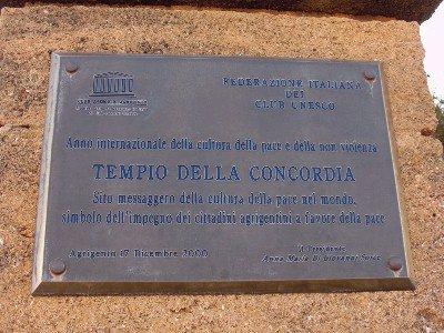 Temple of Concorde