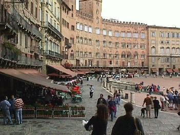 Palazzo Sansedoni in Siena