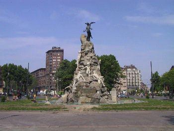 Monumento ai caduti del Frejus