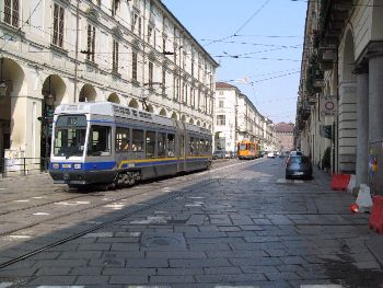 Tram of the 90's