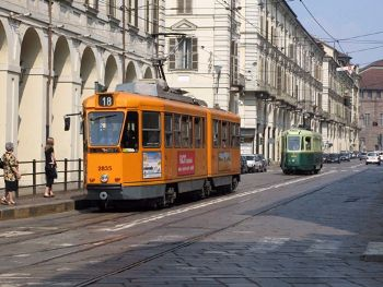 Tram of the 80's