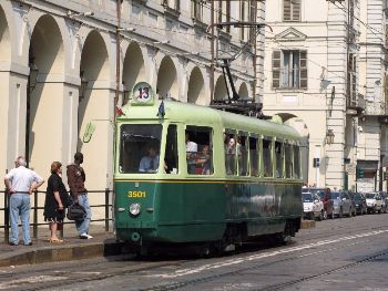 Tram of the 70's