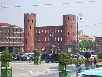 Porta Palatina Turin