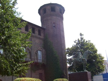 Monumento ai Cavalieri d'Italia Turin