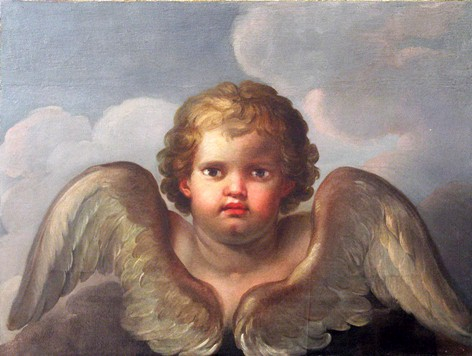 Portrait of a Cherub, Vatican Splendors