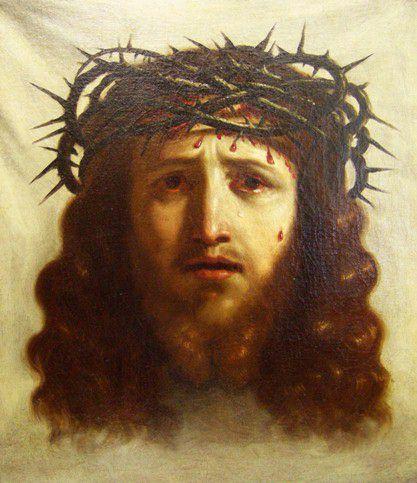 Portrait of Christ with Crown of Thorns, Vatican Splendors