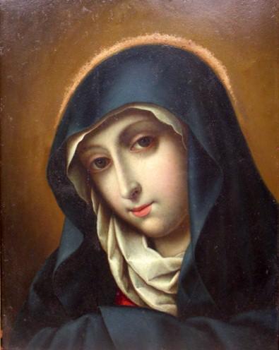Madonna del Sassoferrato, Vatican Splendors