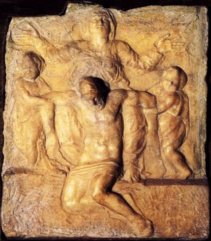 Pieta Bas-relief, Vatican Splendors