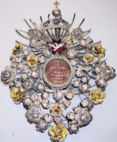 Reliquary of Saint Peter and Saint Paul, Vatican Splendors