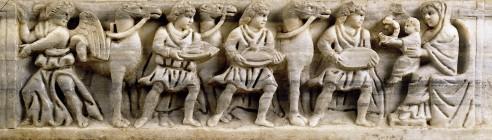 Sarcophagus, Vatican Splendors
